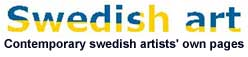 The guide to contemporary swedish art!